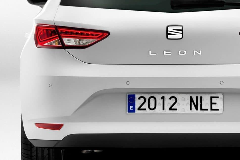 Seat Leon logo