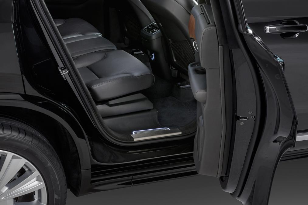 Volvo XC90 blindé