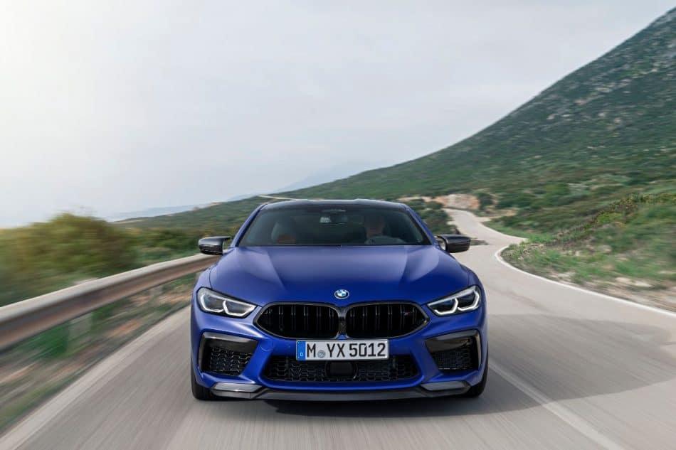2019 BMW M8 supercar