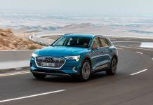 2019 Audi e-tron rappel