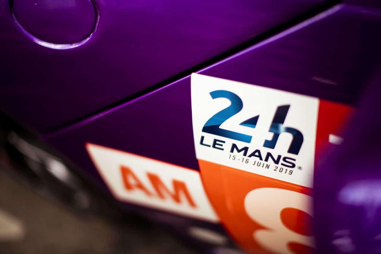 Downshift aux 24h du Mans