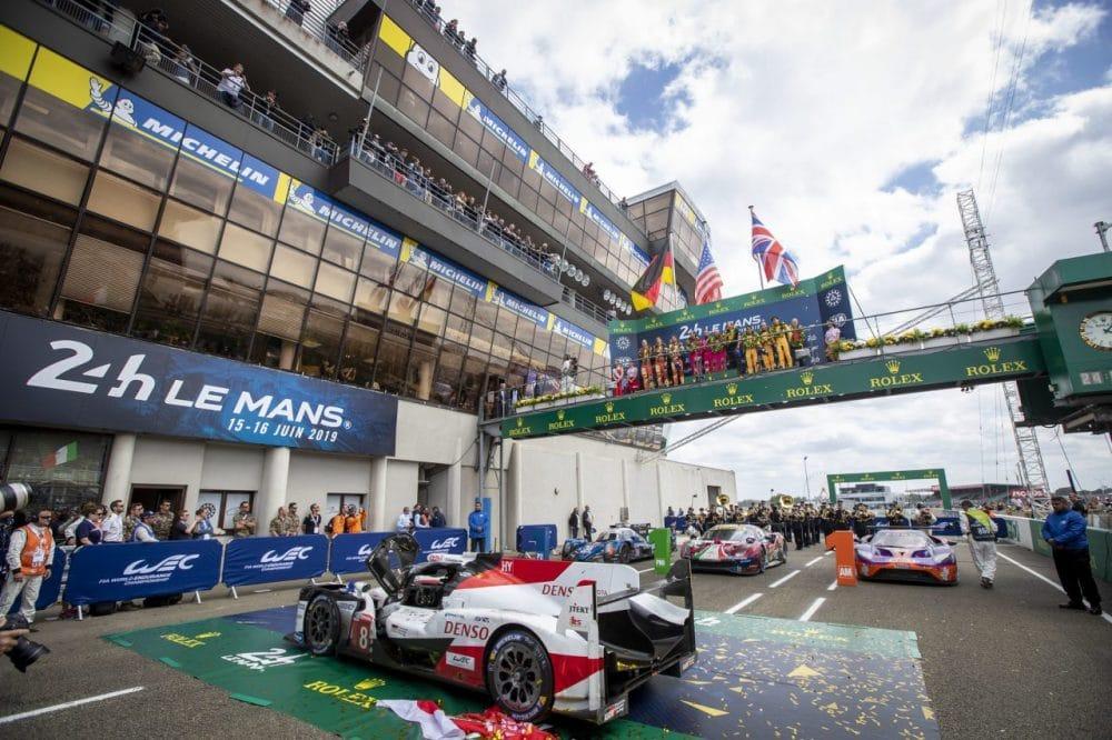 Vainqueur des 24 heures du Mans 2019 : Toyota