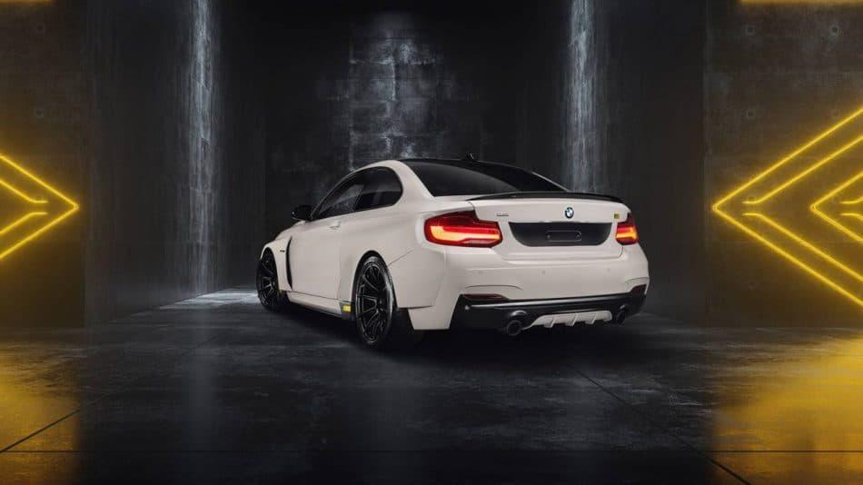 BMW M240i Mulgari