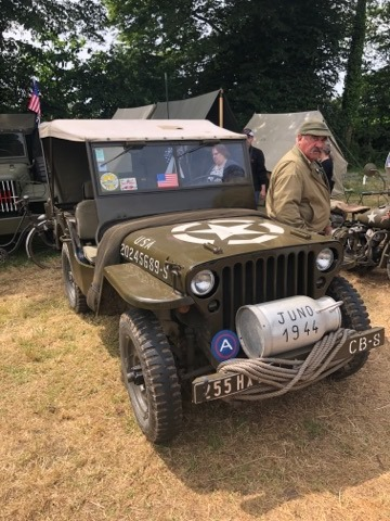 Jeep Willys D-Day