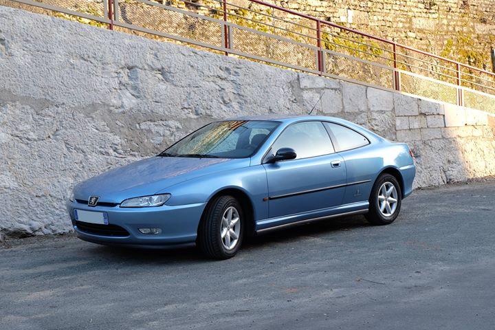 Peugeot 406 Coupé de Julien, avis de propriétaire