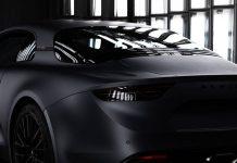 Alpine A110S teaser
