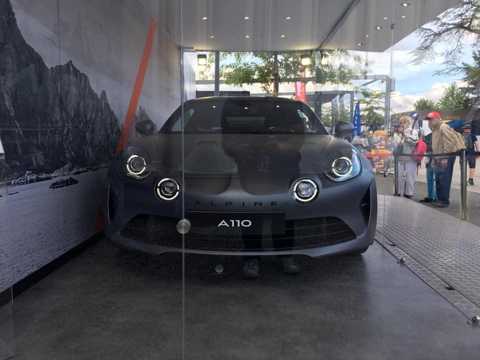 Alpine A110S Le Mans