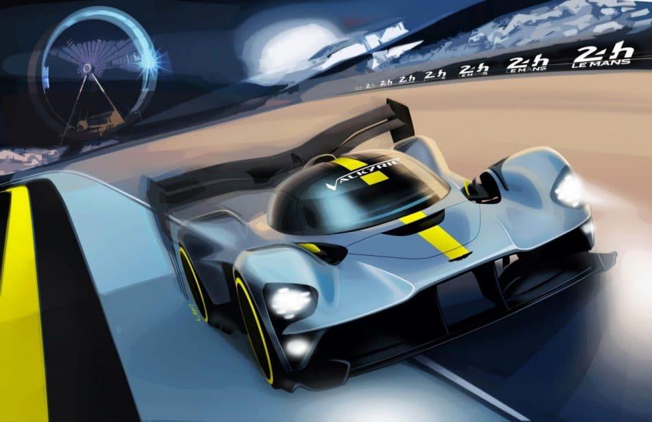 Valkyrie Le Mans