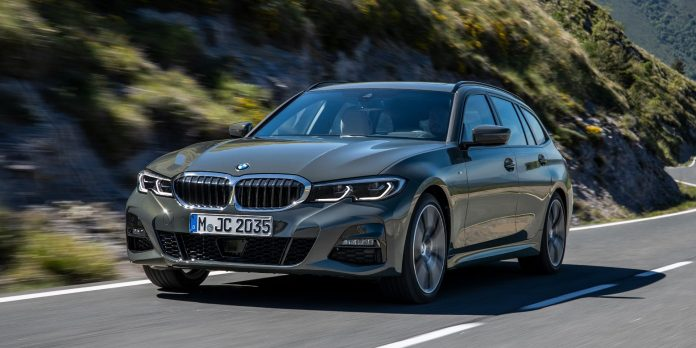 BMW Série 3 Touring (G20)