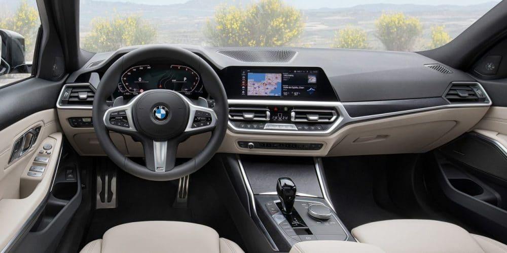 Intérieur BMW Série 3 Touring (G20)