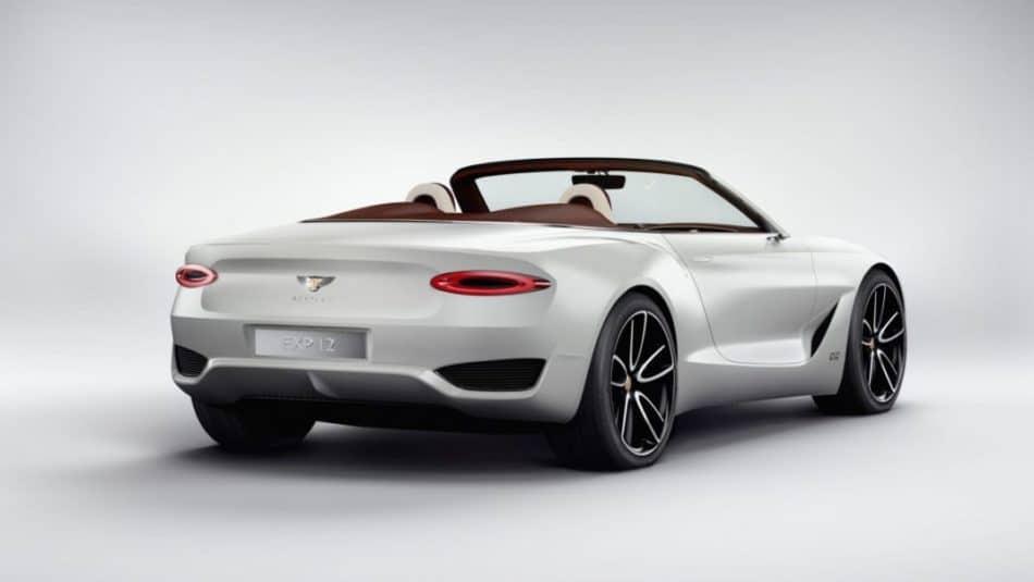 Bentley électrique