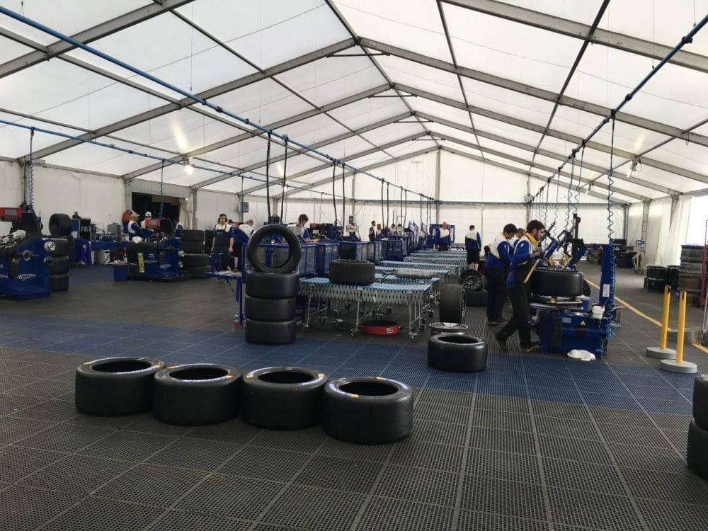 Michelin Tour - 24 heures du Mans