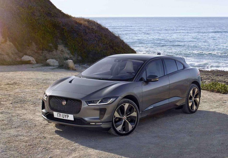 Rappel Jaguar i-Pace