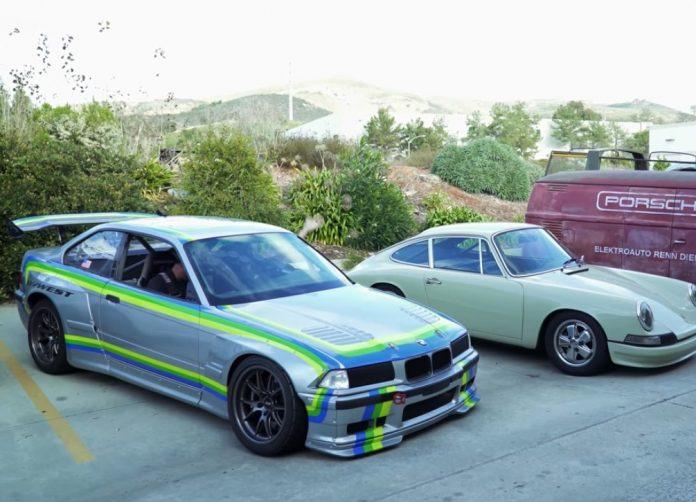 Electrique BMW M3