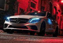 Mercedes AMG C43 Sedan