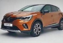 Nouveau Renault Captur