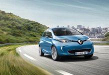 Renault Zoé gagnera 80 km d'autonomie