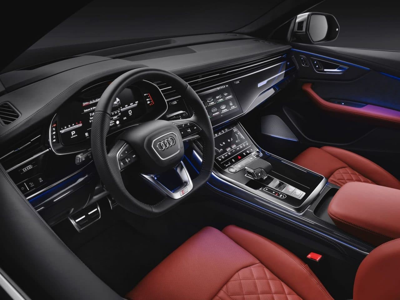 2019 Audi SQ8