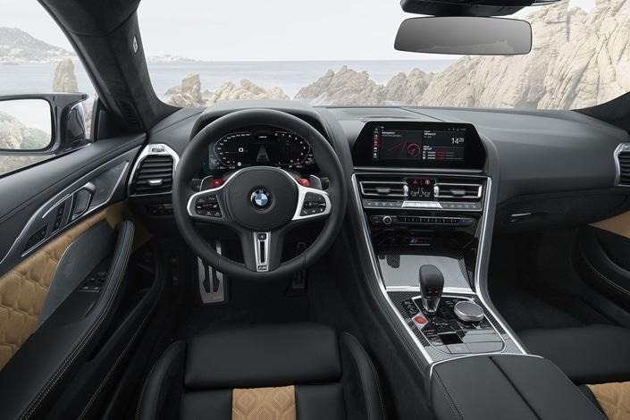 2019 BMW M8