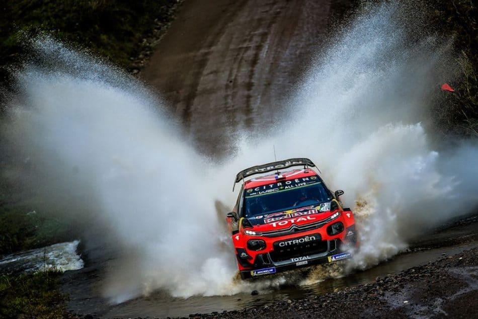 WRC hybride