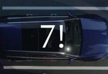 Teaser Mercedes GLB