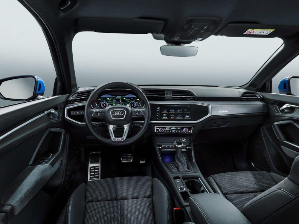 Intérieur Audi Q3 2019