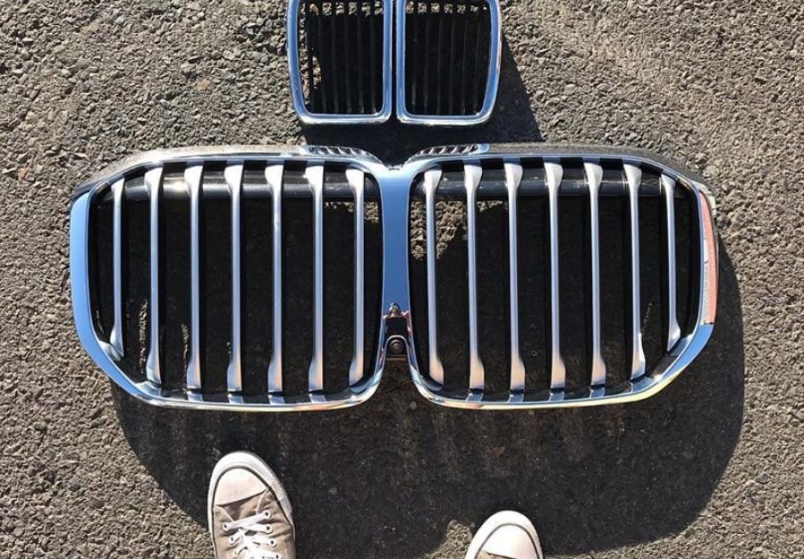 Calandre BMW X7