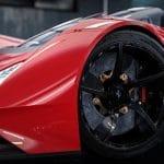 Ferrari Aliante Barchetta