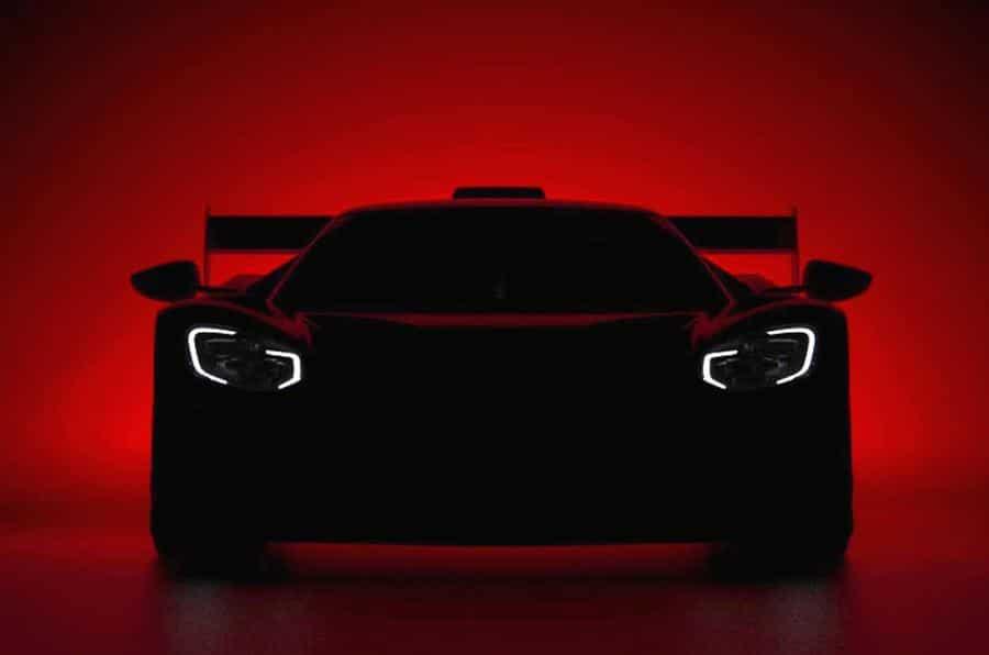 Ford GT radicale dévoilée à Goodwood (2019)