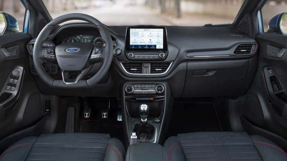 Intérieur Ford Puma (2019)