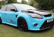 900 Ford Focus RS