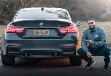 LOA BMW M4 tuning