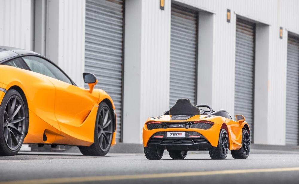 McLaren 720s électrique jouet