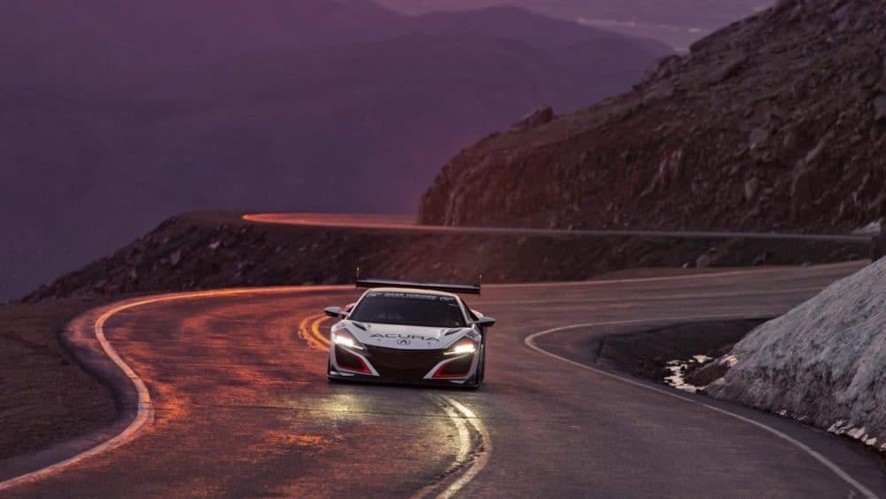 Honda NSX Pikes Peak