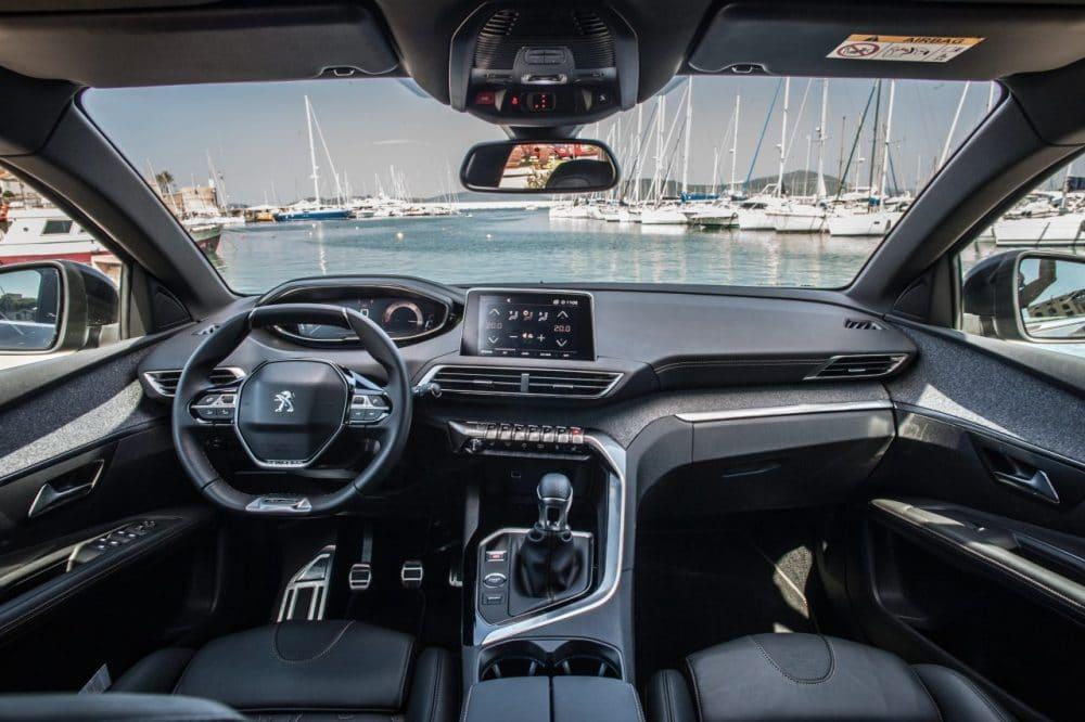 Intérieur Peugeot 3008 2019