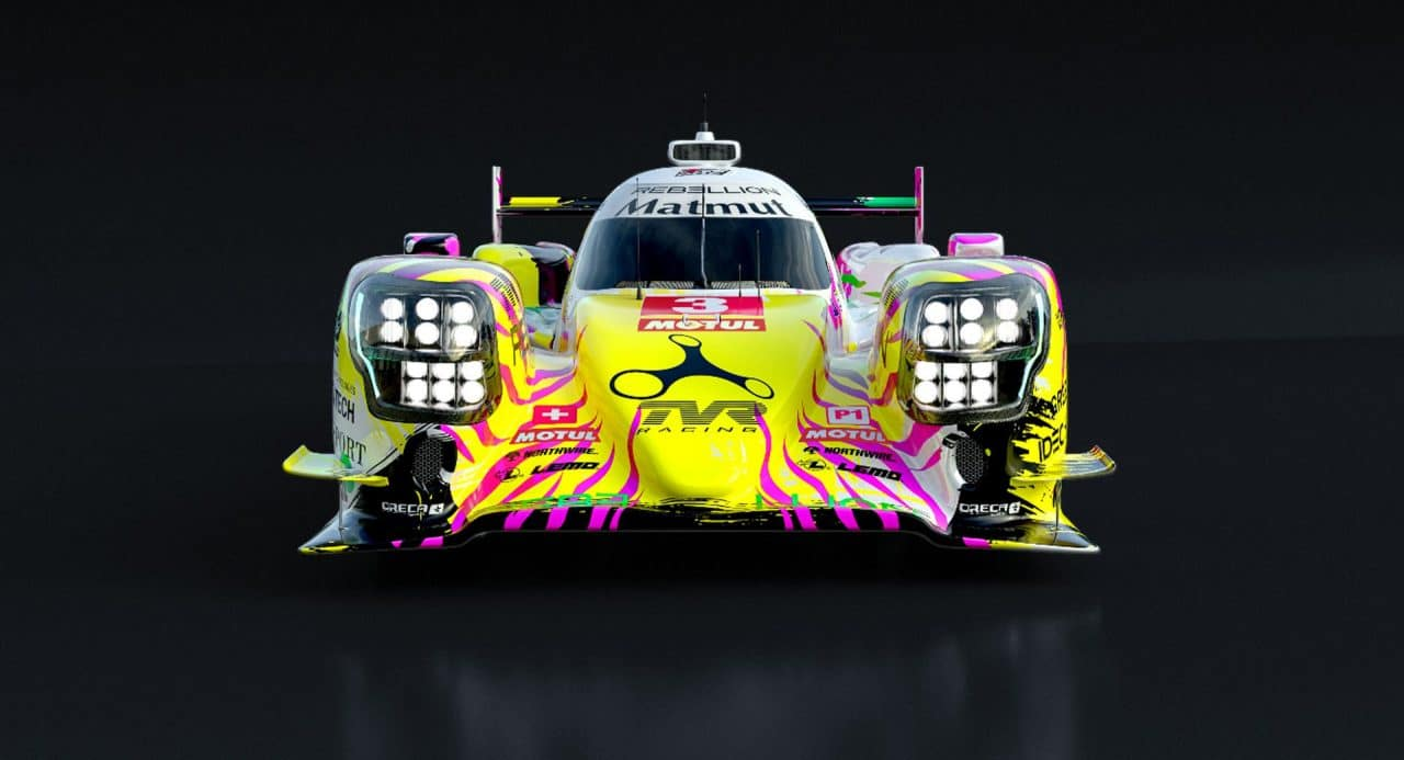LMP1 Rebellion Racing n°3