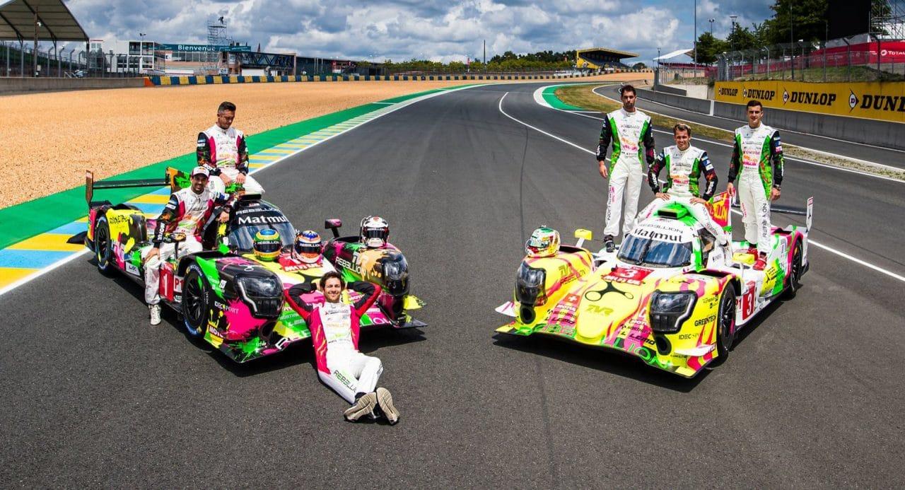 Rebellion Racing 24h du Mans 2019 LMP1