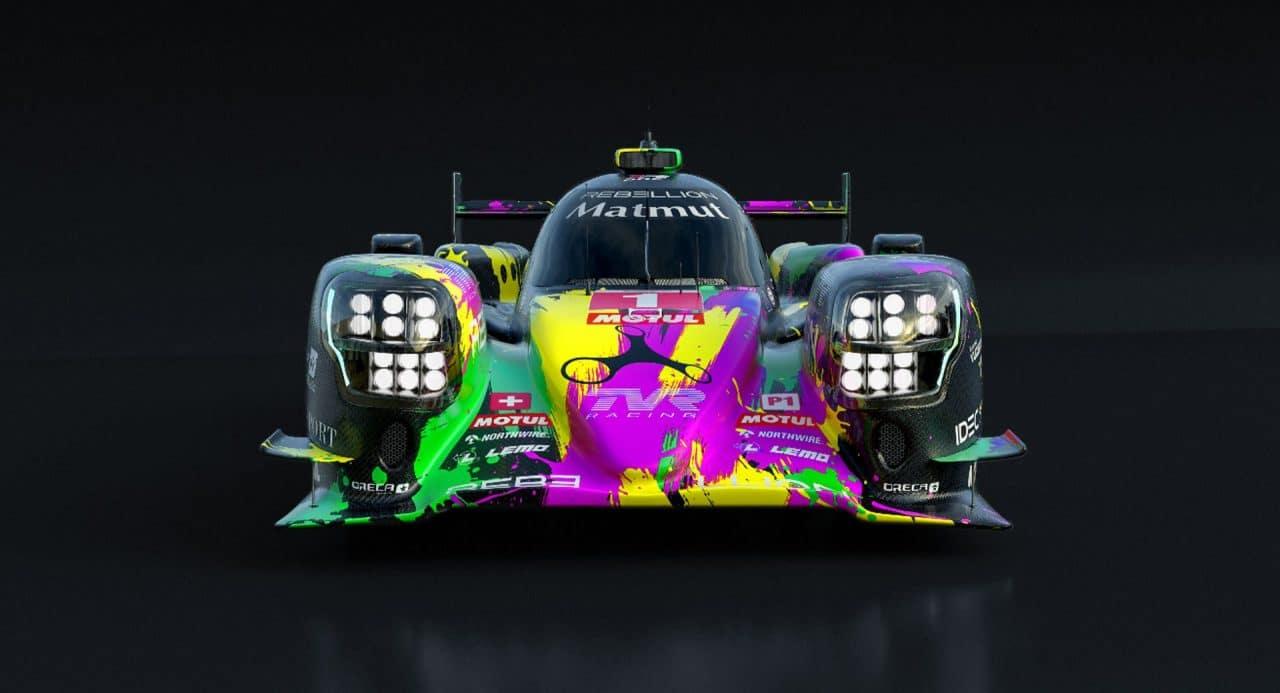 LMP1 Rebellion Racing n°1
