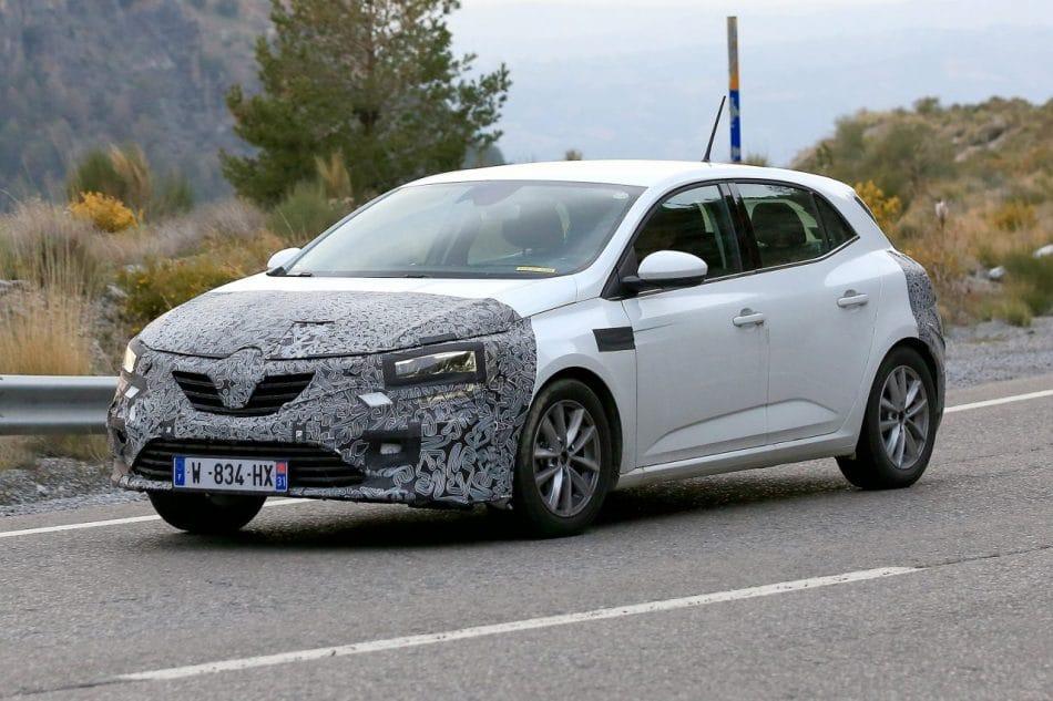 Renault Mégane 4 restylée