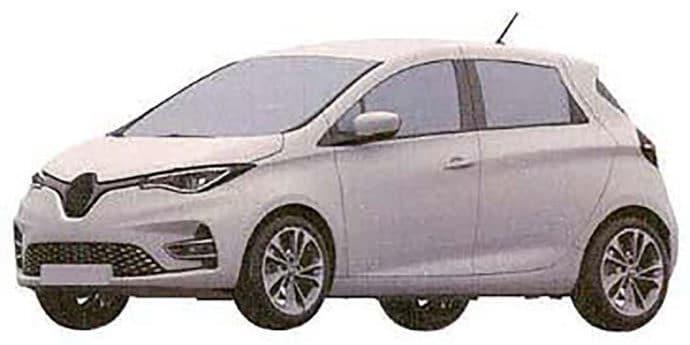Nouvelle Renault Zoé (2020)