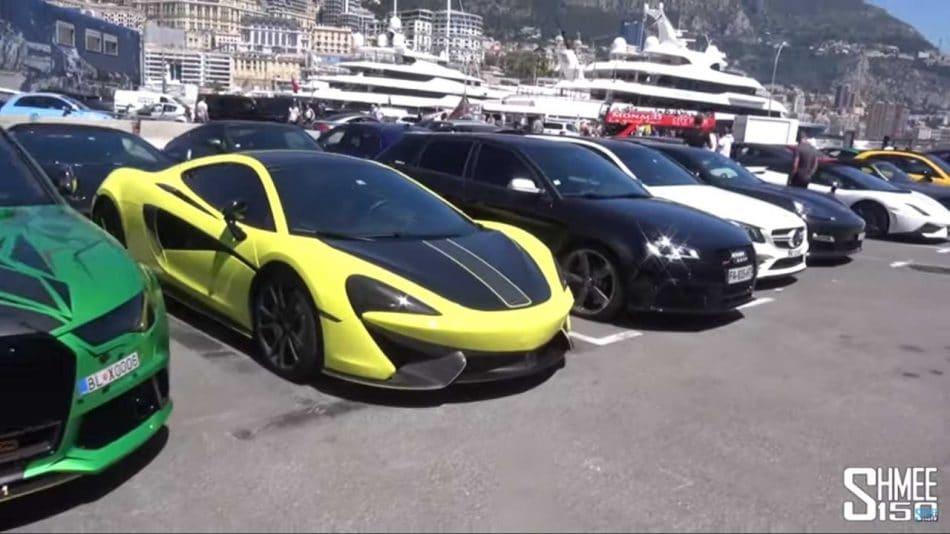 Saisie de voitures Monaco