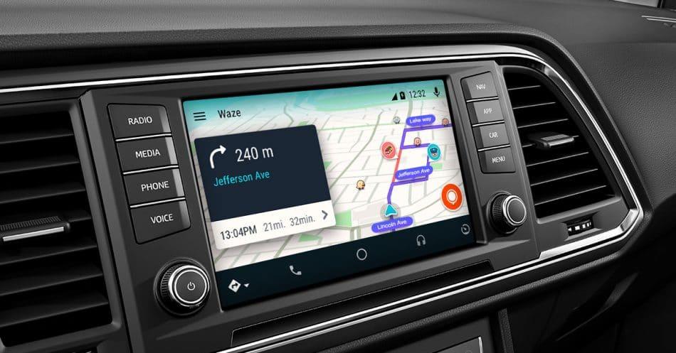Waze Android Auto GPS