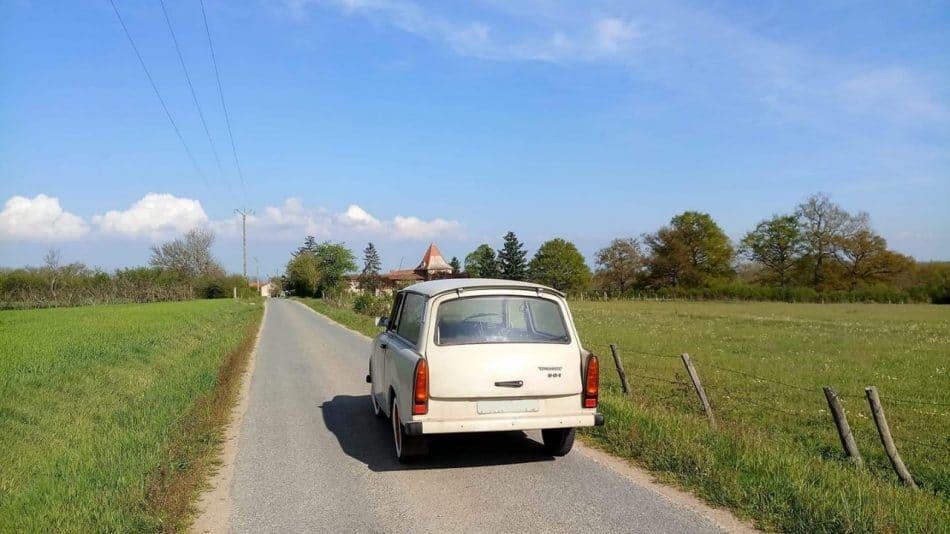 Avis Trabant 601
