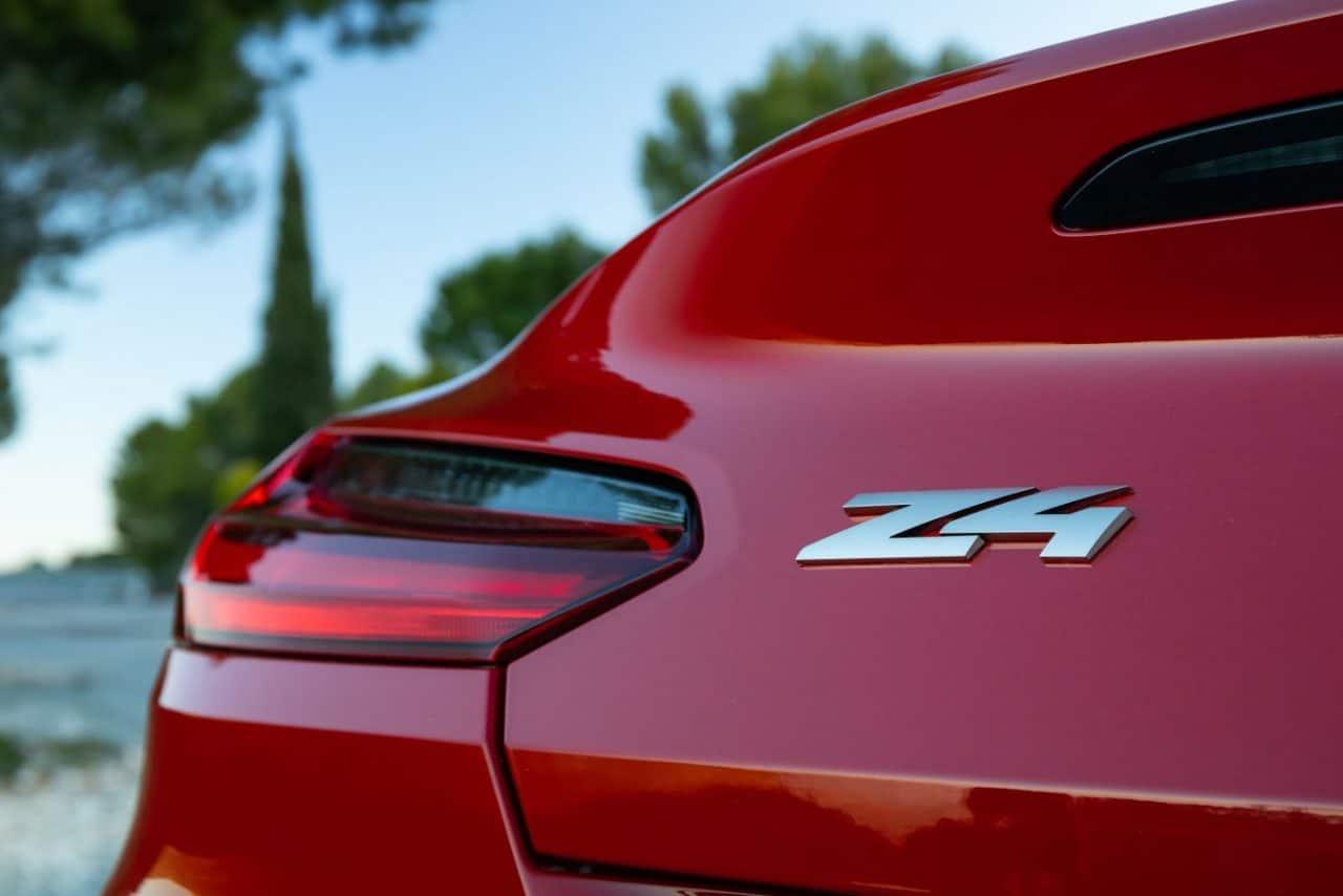BMW ne renouvellera pas la BMW Z4