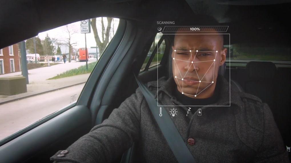 Jaguar détecte votre humeur grâce à l'intelligence artificielle