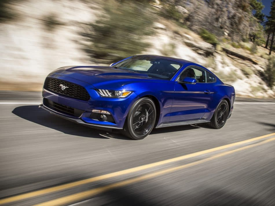 La Mustang EcoBoost quitte le catalogue Ford