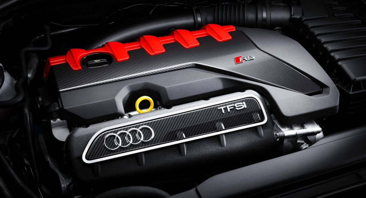 5 cylindres Audi