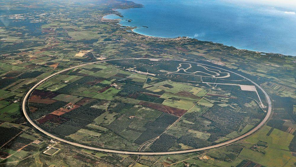 Circuit de Nardò - Porsche