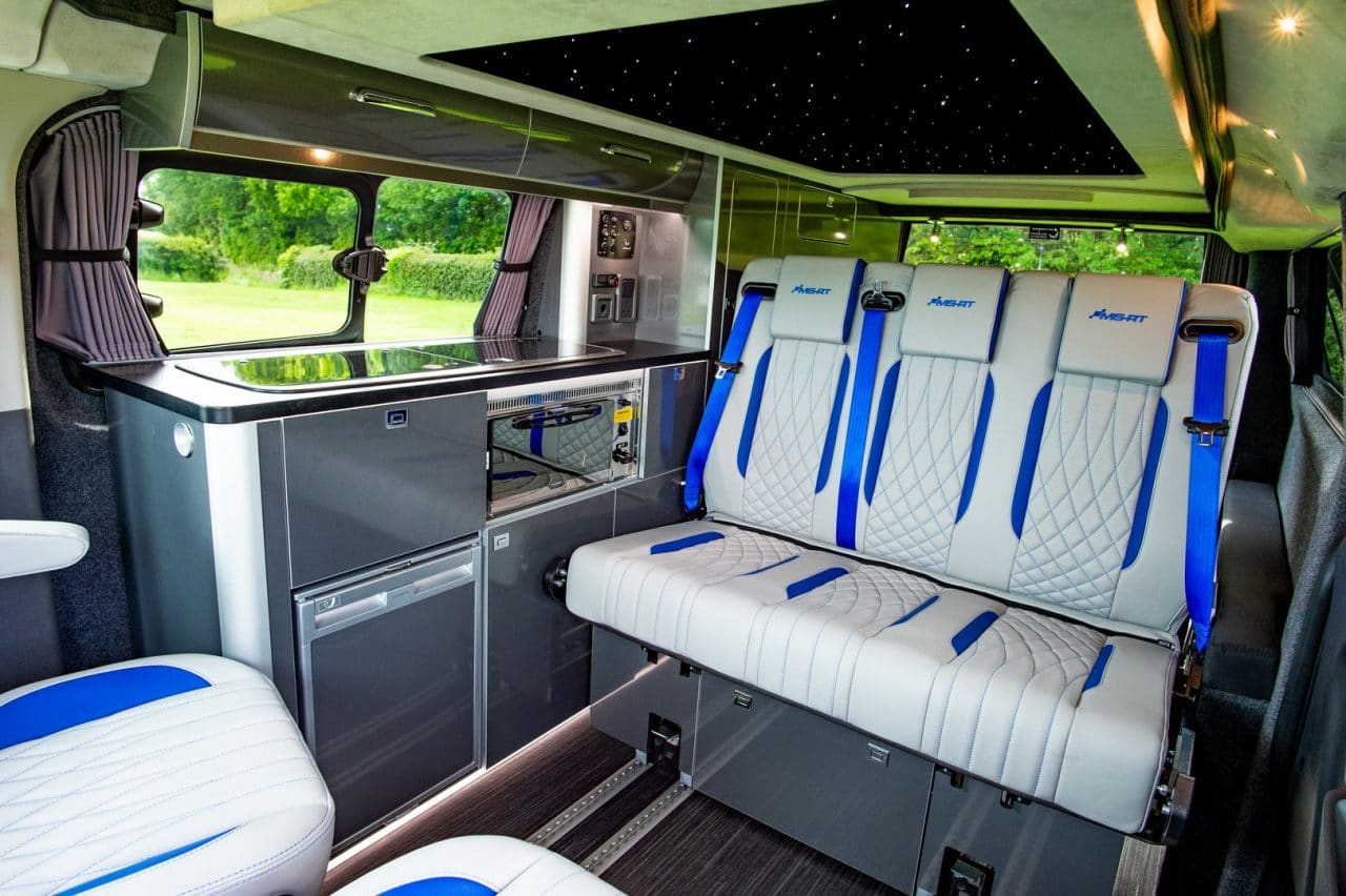 Ford Transit camping car