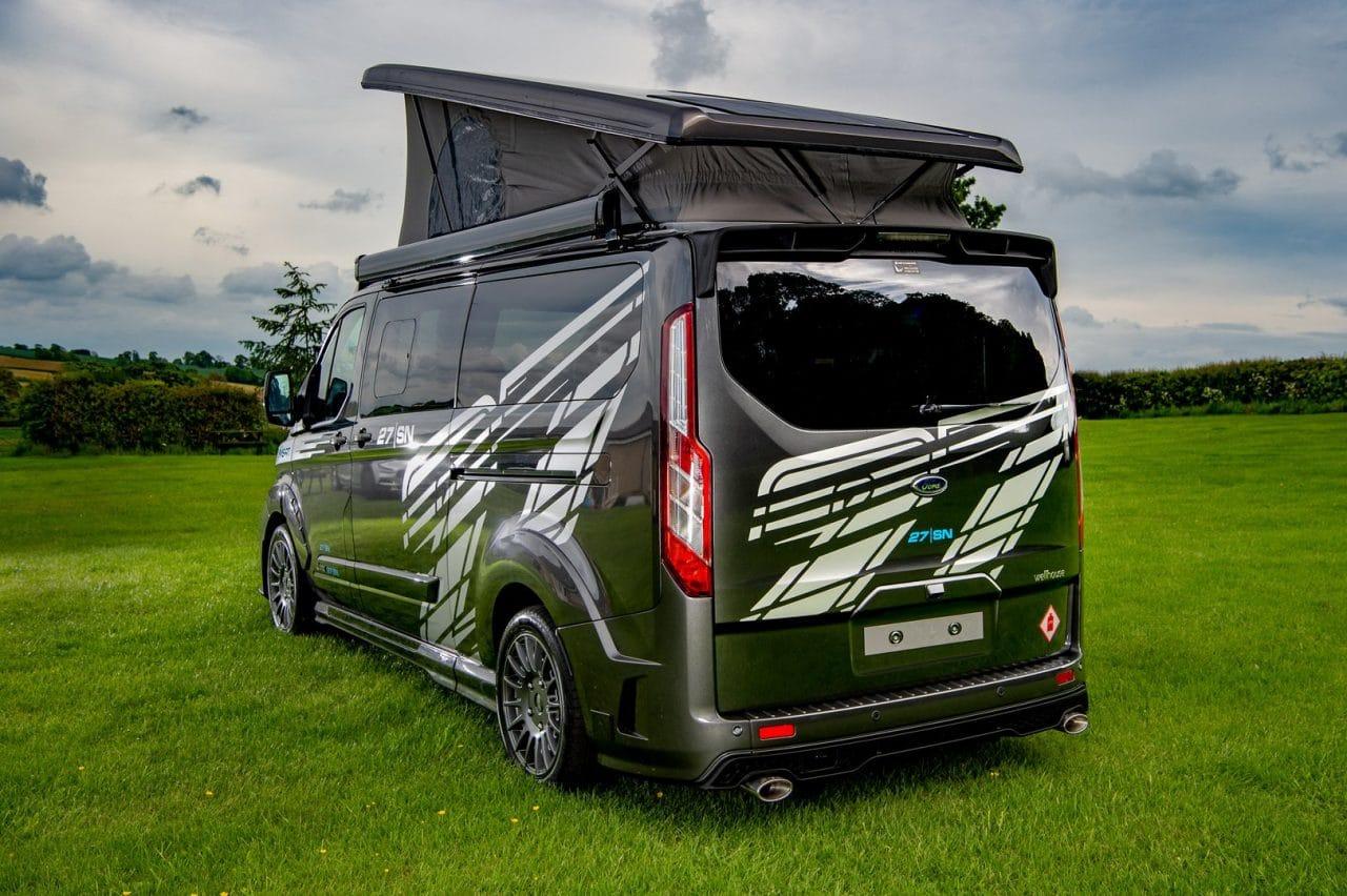 Ford Transit camping car